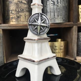 Ceramic Eiffel Tower Ring/Jewelry Holder